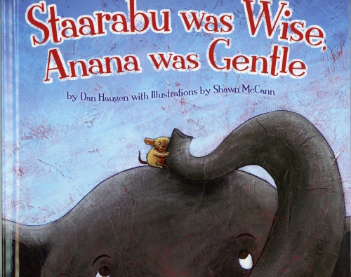 Staarabu was Wise, Anana was Gentle