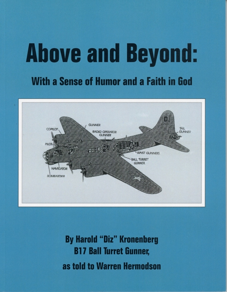 Above and Beyond:  With a Sense of Humor and a Faith in God