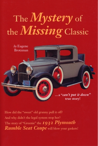 Mystery of the Missing Classic